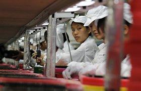 """Technologijos kraustosi iš Kinijos: perkelti gamybą nori HP, """"Dell"""", """"Microsoft"""", """"Amazon"""" ir kiti"""