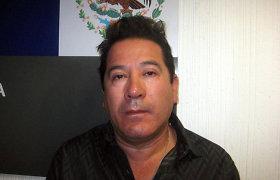 """Meksika išdavė JAVnarkotikų barono """"El Chapo"""" bendrininką"""