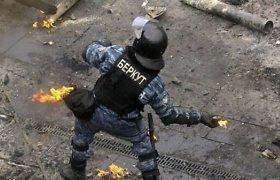 """Specialus tyrimas: ką """"Berkut"""" gina Baltarusijoje. II dalis"""
