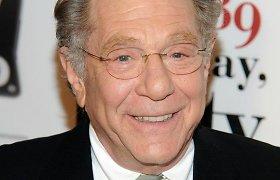 """Būdamas 87-erių mirė """"Oskarui"""" nominuotas JAV aktorius George'as Segalas"""