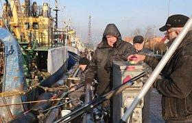 Baltijos jūros žvejai stebuklų nesitiki nei šiemet, nei kitąmet