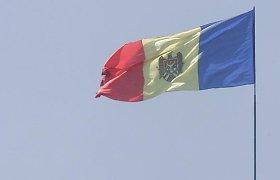 Moldova vėl ragina išvesti Rusijos pajėgas iš Padniestrės