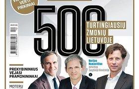 Turtingiausiu Lietuvoje išlieka Nerijus Numavičius