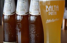Gero kvietinio alaus vizitinė kortelė – temperamentinga puta