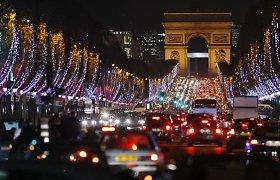 """Paryžius nori būti žalias: Eliziejaus laukus planuojama paversti """"nuostabiu sodu"""", gerinti oro kokybę"""