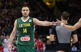 """Į krepšinį grįžtantis G.Orelikas: """"Buvo ir psichologinių bėdų, ir blogų sprendimų"""""""