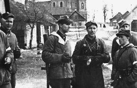 Eišiškėse perlaidoti Armijos Krajovos kovotojų palaikai