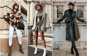 Dėvėtų drabužių parduotuvės – tikras lobynas: 8 stilingos lietuvės dalijasi savo atradimais