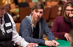 Kristijonas Andrulis WSOP pelnė trečią prizą šiemet