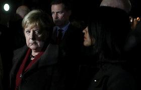 A.Merkel partijos laukia naujas išbandymas balsavimu Tiuringijoje