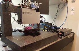 Ką iš metalo gali padaryti lietuviškas lazeris? Poveikis gali būti labai naudingas