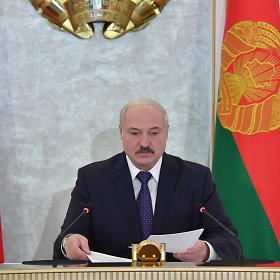 Baltarusijos prezidento rinkimai 2020