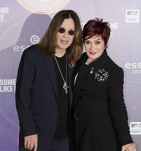"""Ozzy Osbourne yra """"purvinas šuo"""", bet Sharon jam atleidžia už išdavystę"""