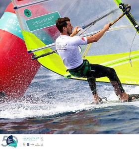 Juozas Bernotas užsitikrino kelialapį į Tokijo olimpines žaidynes