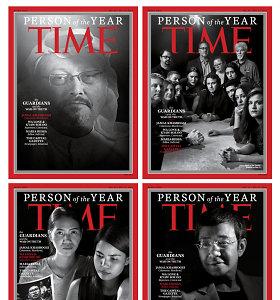 """""""Time"""" metų žmonės – Jamalas Khashoggi ir kiti už tiesą kovojantys žurnalistai"""