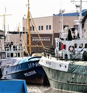VTEK: buvęs Klaipėdos žuvininkystės produktų aukciono vadovas pažeidė įstatymą