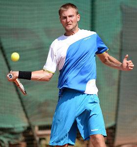 Tarptautinis ITF turnyras Vilniuje – G.Sabeckio ir šeštos pasaulio raketės pasirodymas
