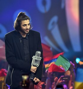"""Ar Salvadoras Sobralis būtų laimėjęs Lietuvos nacionalinę """"Eurovizijos"""" atranką?"""