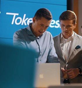 """Kriptovaliutos pionierius: """"TokenDesk"""" veidas – milijoną svarų išviliojusio sukčių tinklo dalis"""