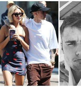 Vestuvėms besiruošiantys Justinas Bieberis ir Hailey Baldwin surengė prabangią vakarienės repeticiją