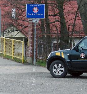 Vilniaus rajono gyventojas nuo suėmimo pasislėpė, bet neilgam