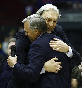 """Italijos krepšinio legenda: """"Kiekviena diena tragedija ir tam nesimato pabaigos"""""""