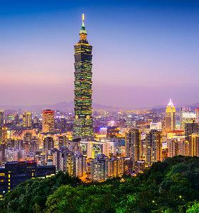 Daugiau kaip pusė Seimo narių išsakė paramą Taivanui diplomatiniame ginče su Kinija