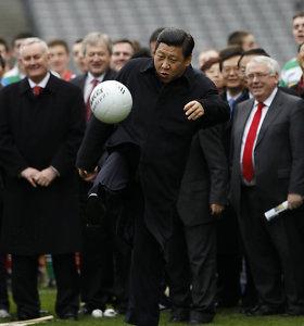 """""""Sporto Šilko kelias"""": kodėl Kinijos čiuptuvai nusitaikė į Europos futbolą?"""