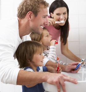 Ar gerai išsivalei dantis: dabar tai paprasta patikrinti