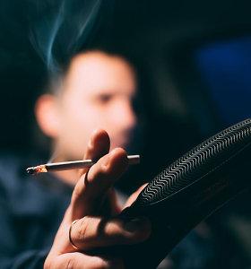Netradiciniai būdai mesti rūkyti: kai griebiamasi ženšenio, jogurto arba žadintuvo