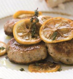 Citrinomis kvepiantys patiekalai: nuo kepto viščiuko iki keksiukų