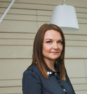 LNK žinių tarnybos redaktore tapo žurnalistė Ligita Krisiūnaitė