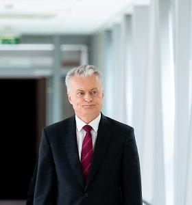 G.Nausėda lenkiškoje žiniasklaidoje: nepamirštas ir prezidento namas