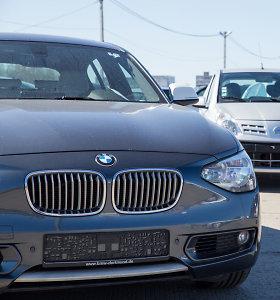 Naudotų automobilių rinka šiemet augo 2,6 proc.
