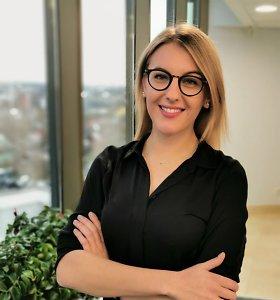 """Agnė Vaitkevičiūtė: """"Duomenų apsauga Lietuvoje – problemų daug, bet situacija gerėja"""""""