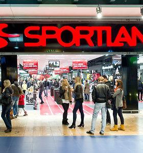 """""""Adidas"""" parduotuvių prekybos centruose valdymą perėmė """"Sportland LT"""""""
