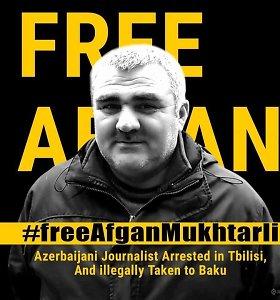 """""""Valstiečiai"""" neparėmė pareiškimo, kuriuo smerkiamas žurnalistų persekiojimas Azerbaidžane"""