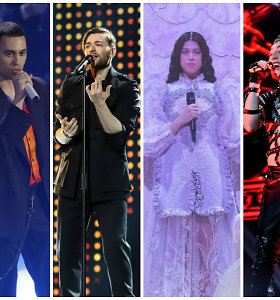 """Susipažinkite su visais 2019 metų """"Eurovizijos"""" dalyviais: kurią šalį palaikote jūs?"""
