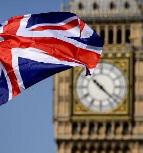 JK premjeras naujuoju iždo kancleriu paskyrė Rishi Sunaką