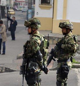 Kolumbijos pajėgos nukovė devynis FARC disidentus