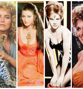 Holivudo vakarėlyje susirinko auksinės XX amžiaus merginos: kaip jos atrodo šiandien