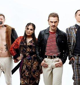 """Metų netikėtumas: Rusija į """"Euroviziją"""" siunčia skandalinguosius """"Little Big"""""""