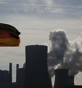 Pabloginta Vokietijos BVP augimo prognozė