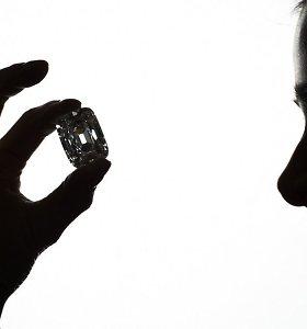 Kanadoje rastas didžiausiaskada nors Šiaurės Amerikoje iškastas deimantas