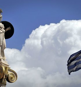 Graikija pirma laiko grąžino TVF 2,7 mlrd. eurų paskolų