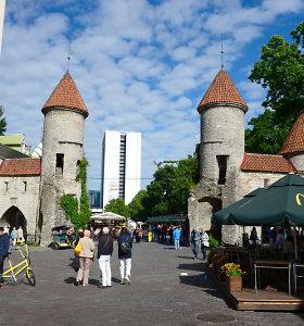 Estijos pirmojo ketvirčio užsienio prekybos deficitas padidėjo beveik 1,5 karto