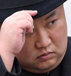 Pchenjanas sukritikavo Seulą: kaltina priklausomybe nuo JAV