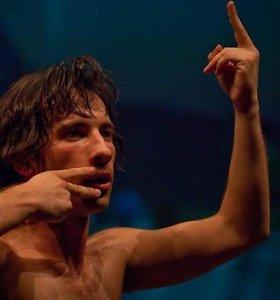 Choreografas P.Marullo: svarbu susitarti, kokį vaidmenį žmogus atlieka šioje planetoje