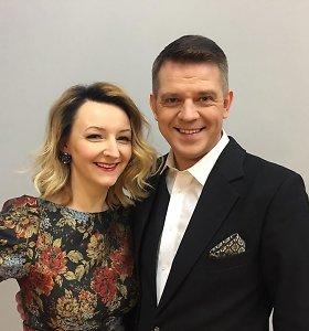 """Atgimsta V.Mauručaitės ir P.Stalionio duetas: priminė skandalingą hito """"Aš atnešiu tau saulę"""" istoriją"""