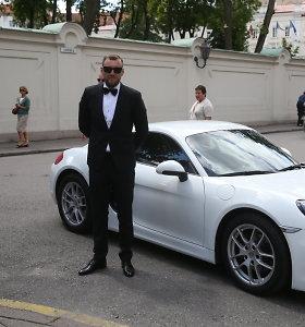 Julijos Vežauskaitės ir Lauryno Žižio-Zuzos vestuvės Vilniuje